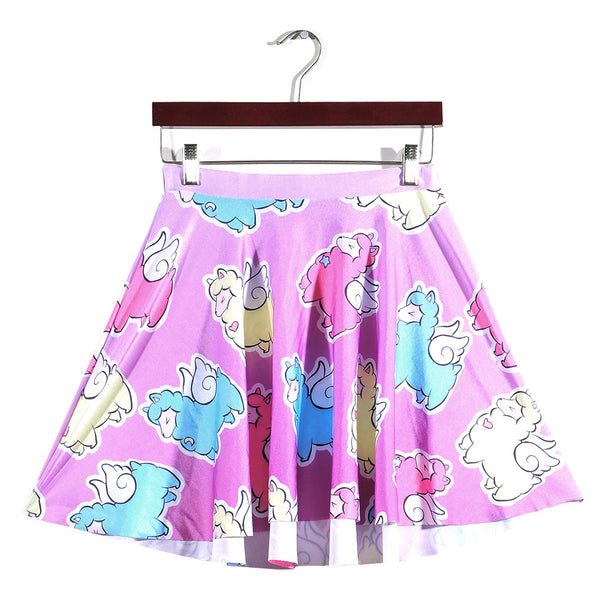 Flying Llama Skirt