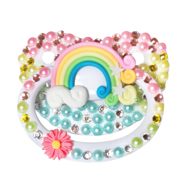 Rainbow Deco Pacifier