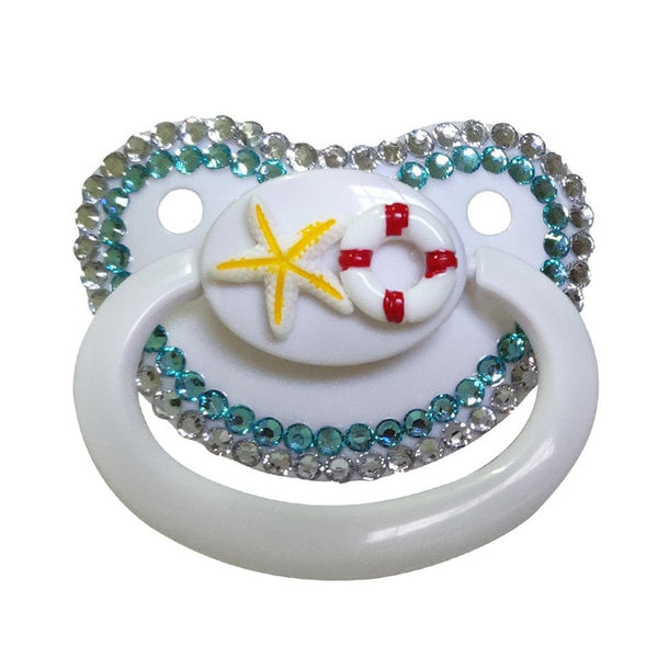 Summer Lovin Deco Pacifier