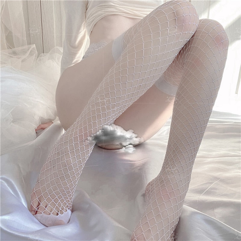 Chunky Fishnet Stockings