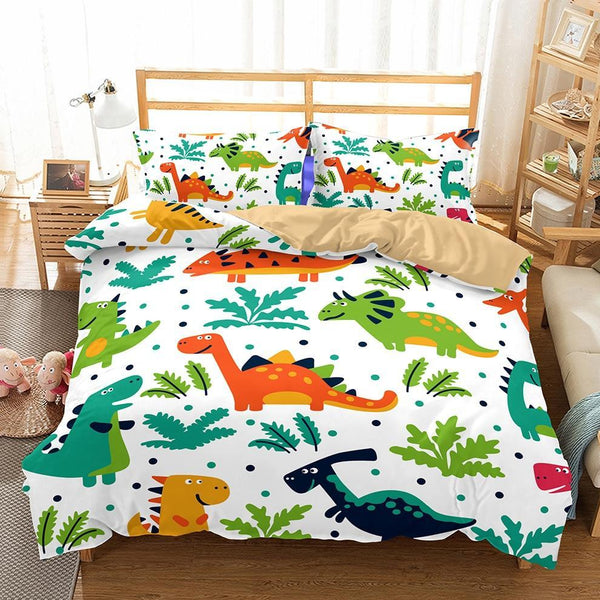 Dinosaur Bedroom Set