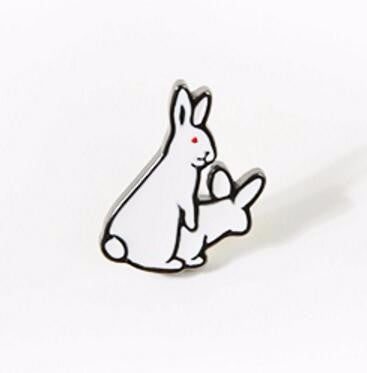 Fu*k Bunnies Pin