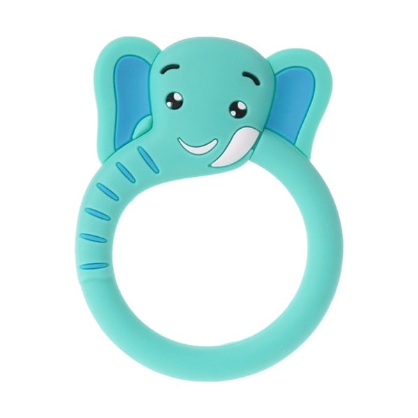 Rubber Blue Elephant Adult Teether Toy Kink Fetish ABDL CGL by DDLG Playground