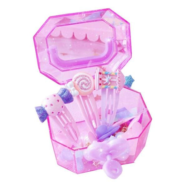 Pink Princess Storage Box