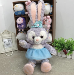 Purple Rabbit Plush - 35CM / With Tutu - stuffed animal