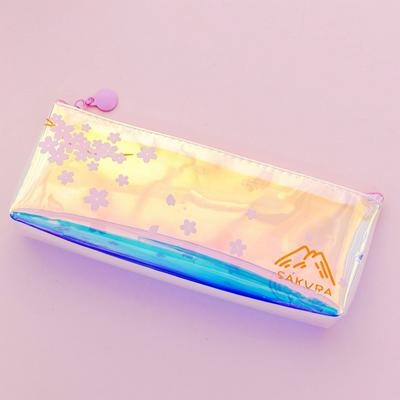 Sakura Blossom Pencil Bag - Style 3 - cosmetic bag
