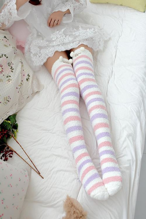 Sheep Thigh Highs - socks