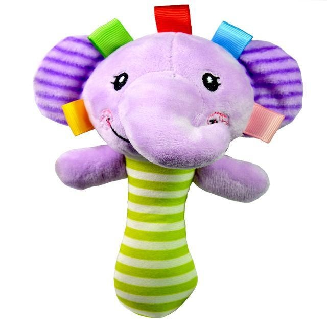 soft jungle animal elephant adult baby rattle shaker jingle abdl dd/lg little space kink fetish cgl mdlb ddlb plush soft toys stuffed animal by ddlg playground