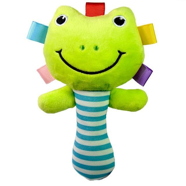 soft jungle animal frog adult baby rattle shaker jingle abdl dd/lg little space kink fetish cgl mdlb ddlb plush soft toys stuffed animal by ddlg playground