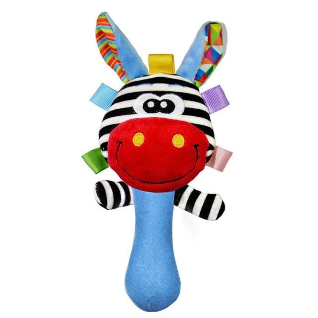 soft jungle animal zebra adult baby rattle shaker jingle abdl dd/lg little space kink fetish cgl mdlb ddlb plush soft toys stuffed animal by ddlg playground