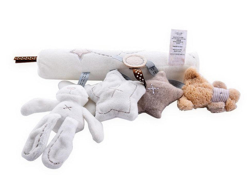 adult baby white nursery mobile musical plush toys soft baby rattle hanging play toy age play dd/lg cgl abdl little space by ddlg playground