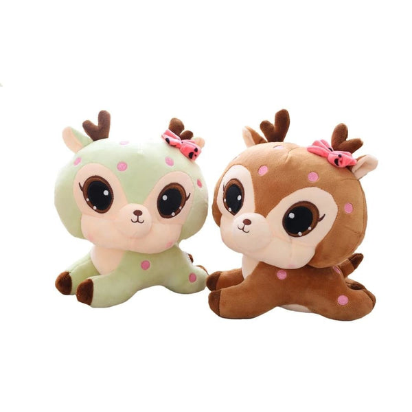 Spotted Deer Plush - stuffed animal