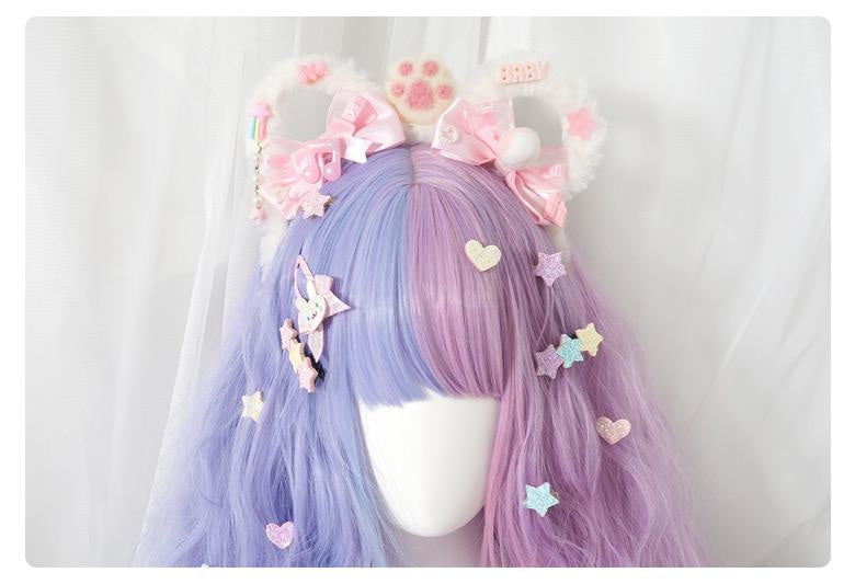 Sweet Baby Ears - Pink - headband
