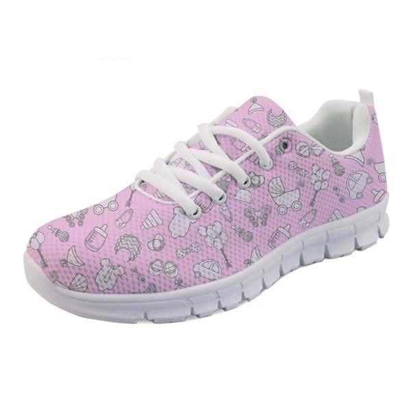 Sweet Baby Runners - Lavender Nursery / 5 - shoes