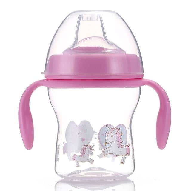 Sweet Baby Sippy - Pink Horse - sippy cup
