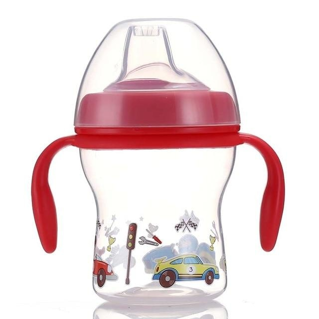 Sweet Baby Sippy - Red Car - sippy cup