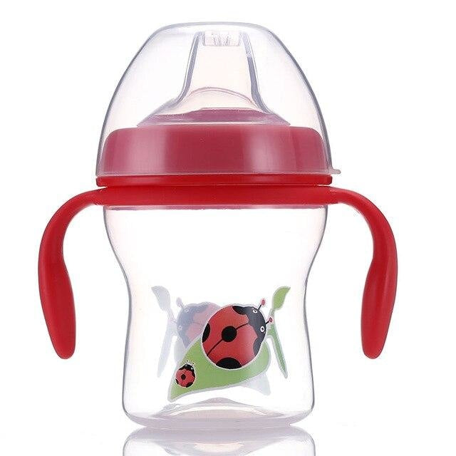 Sweet Baby Sippy - Red Ladybird - sippy cup