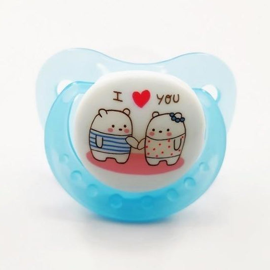 Kawaii Adult Pacifier Custom Binkie Paci ABDL Ageplay Littlespace by DDLG Playground