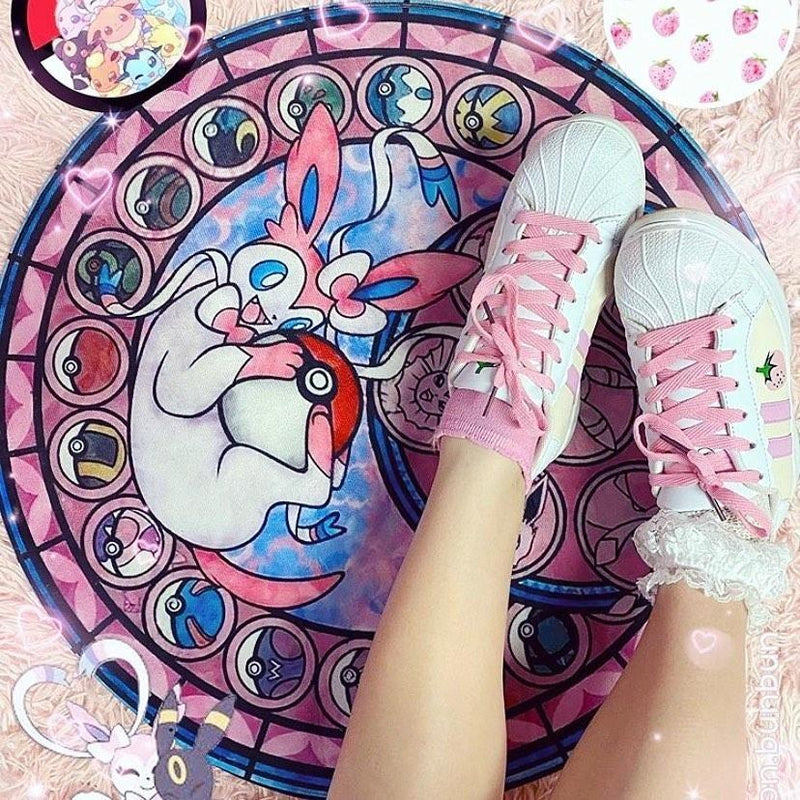 @sylveon.bunbun Sweet Strawberry Runners - shoes