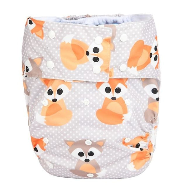 Tiny Fox Adult Diaper - ab dl, abdl, adult babies, baby, baby diaper lover