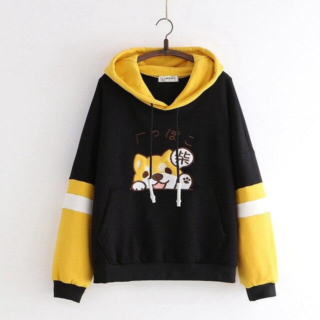 Tiny Pupper Hoodie - sweater