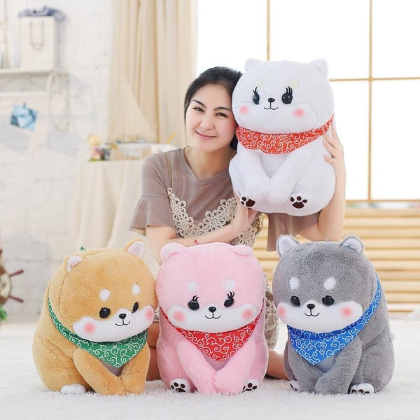 Tiny Pupper Plush & Blanket Set - plush toy