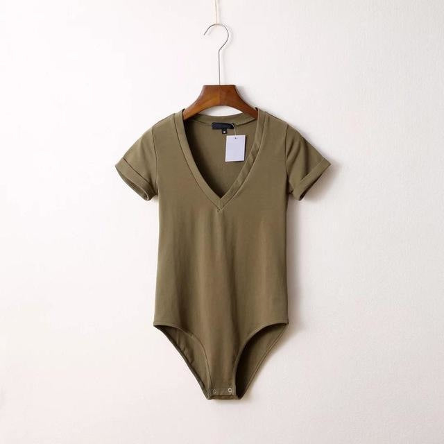 Traditional Onesie - Army Green / S - onesie