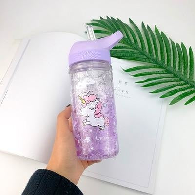 Unicorn Magic Cup - Purple - cup
