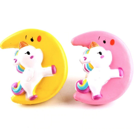 Unicorn Moon Squishy - squishy