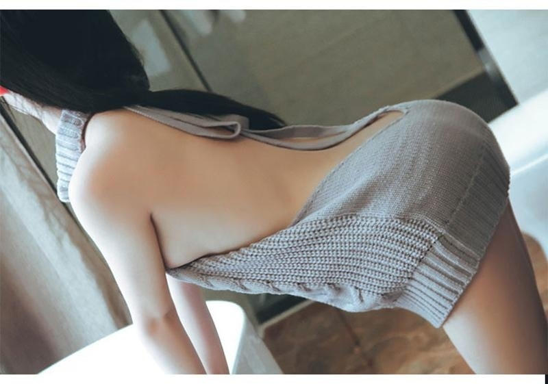 Virgin Killer Dress - Dress