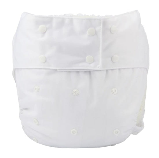 adult baby diaper cloth white reusable nappies diapers abdl adult sized baby diaper lover nappy snaps unisex mdlb ddlb ddlg mdlg cgl littlespace kink fetish waterproof bamboo liner by ddlg playground