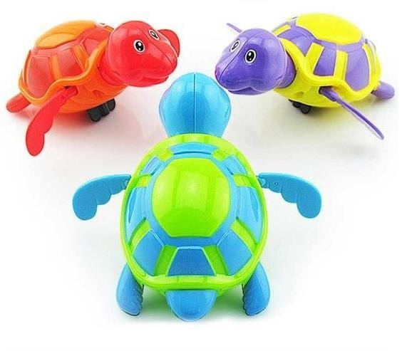 Swimming Wind Up Sea Turtle Bath Toy Play Time ABDL Age Play Fun by DDLG Playground