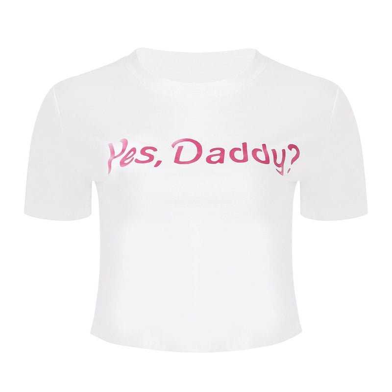 Yes Daddy Tank Top - shirt