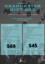 Graduation Gift Box - Option 2