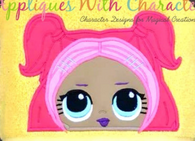 Baby Doll - Cutie Doll Hooded Towel