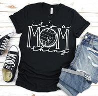 It's A Mom Thing - Volleyball | Adult | Screen Print