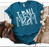 T-Ball Mom | Adult | Screen Print