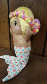 Custom Mermaid Doll