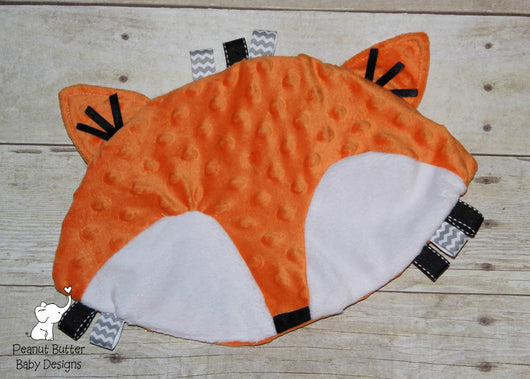 Fox Lovey Blanket