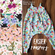 Easter Rompers