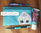 Frozen Friends Zipper Pouch