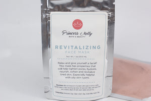 Revitalizing Face Mask