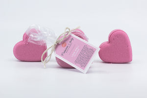 Love Spell Bath Bomb Heart