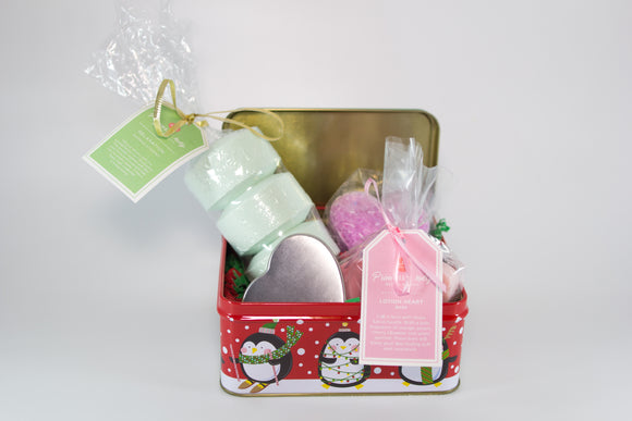Shower Time Holiday Gift Set