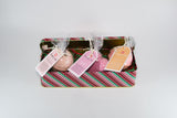 3 Bath Bomb Holiday Gift Set