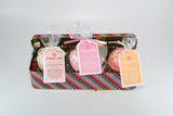 Bath Bomb & Lotion Holiday Gift Set