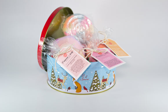 Bath Time Fun Holiday Gift Set