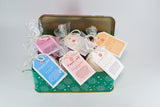 Bath Bomb Holiday Gift Set