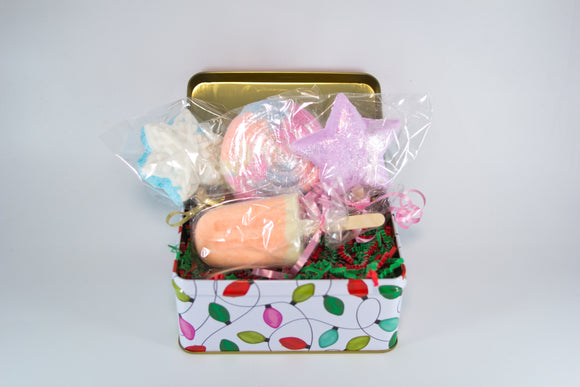 Bubble Wand Holiday Gift Set