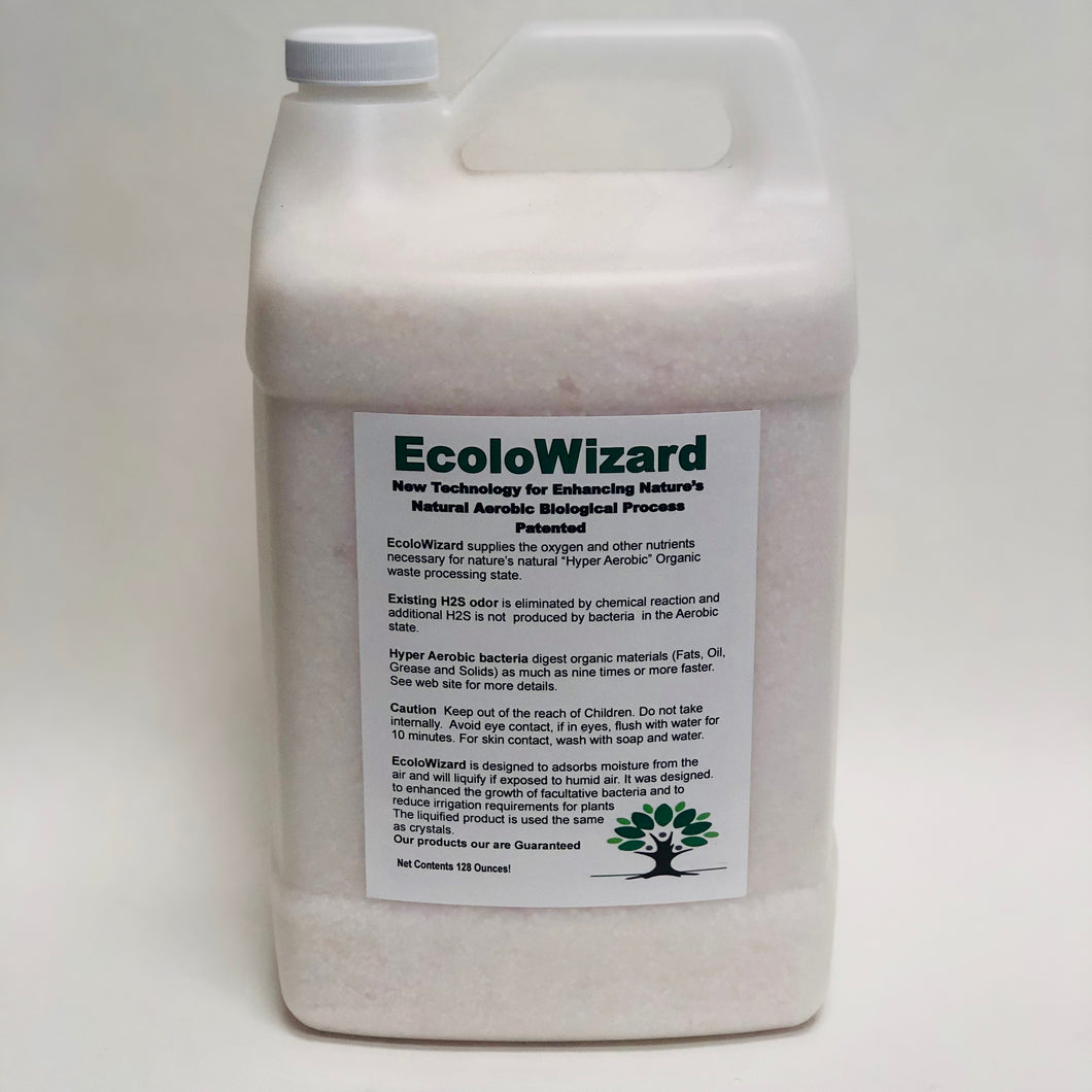 EcoloWizard - 8 LB Dry Product (x10 Formula)